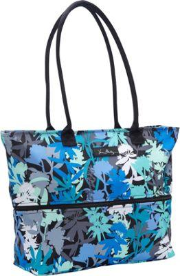 Vera Bradley Lighten Up Expandable Travel Tote - Retired Prints Kiev Paisley - Vera Bradley Fabric Handbags