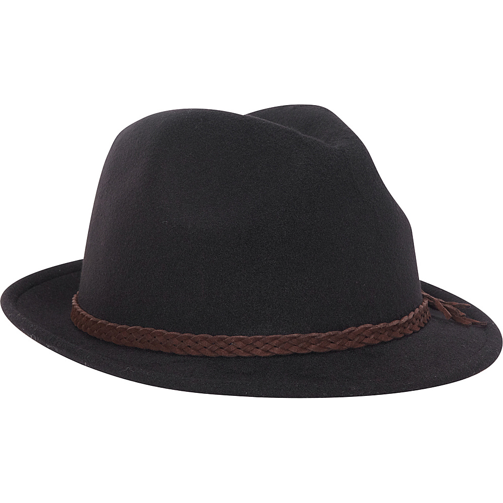 Adora Hats Fashion Fedora Hat Black Adora Hats Hats Gloves Scarves