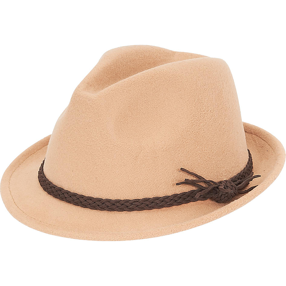 Adora Hats Fashion Fedora Hat Camel Adora Hats Hats Gloves Scarves