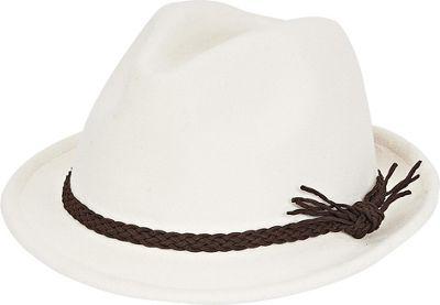 Adora Hats Fashion Fedora Hat Ivory - Adora Hats Hats/Gloves/Scarves