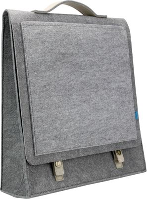 Mad Rabbit Kicking Tiger Mad Rabbit Kicking Tiger Mateo Backpack Elephant Grey - Mad Rabbit Kicking Tiger Business & Laptop Backpacks