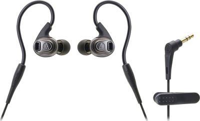 Audio Technica ATH-SPORT3  SonicSport In-Ear Headphones Black - Audio Technica Headphones & Speakers