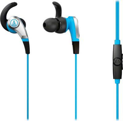 Audio Technica ATH-CKX5ISBL SonicFuel In-Ear Headphones Blue - Audio Technica Headphones & Speakers
