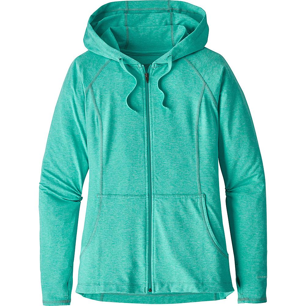Patagonia Womens Seabrook Hoody XS - Bend Blue - Patagonia Womens Apparel - Apparel & Footwear, Women's Apparel