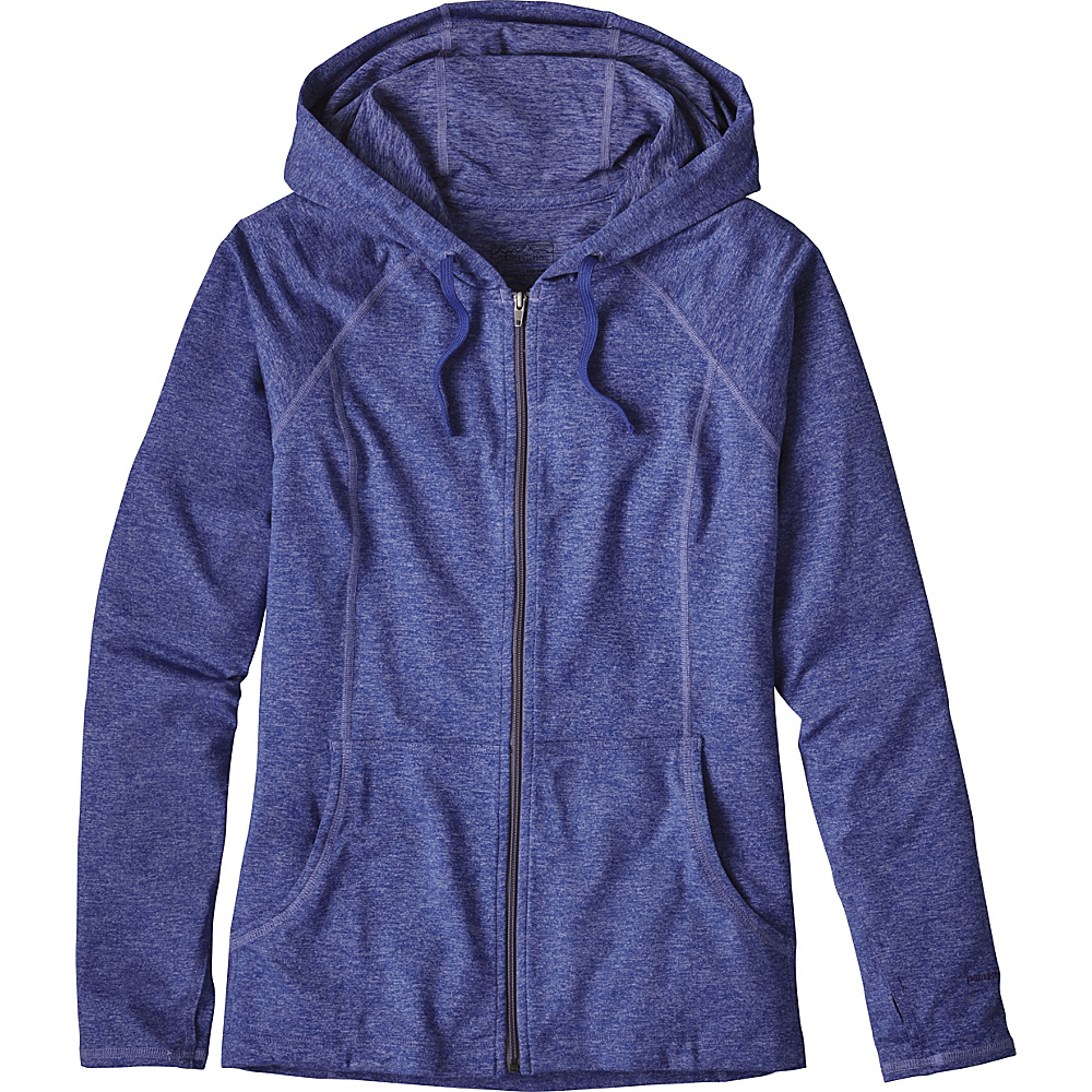 Patagonia Womens Seabrook Hoody XL - Lupine - Patagonia Womens Apparel - Apparel & Footwear, Women's Apparel
