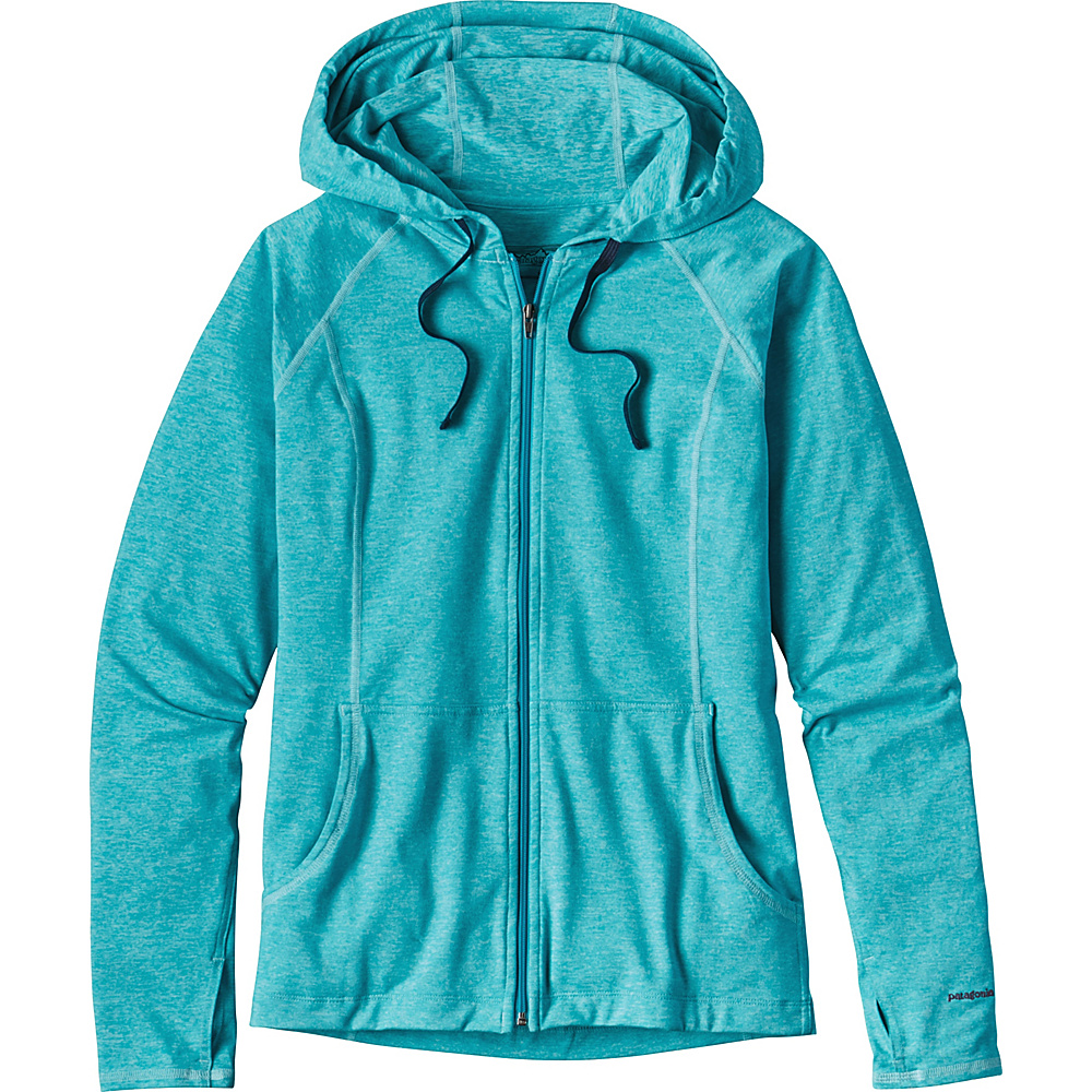 Patagonia Womens Seabrook Hoody XL - Modern Blue - Patagonia Womens Apparel - Apparel & Footwear, Women's Apparel