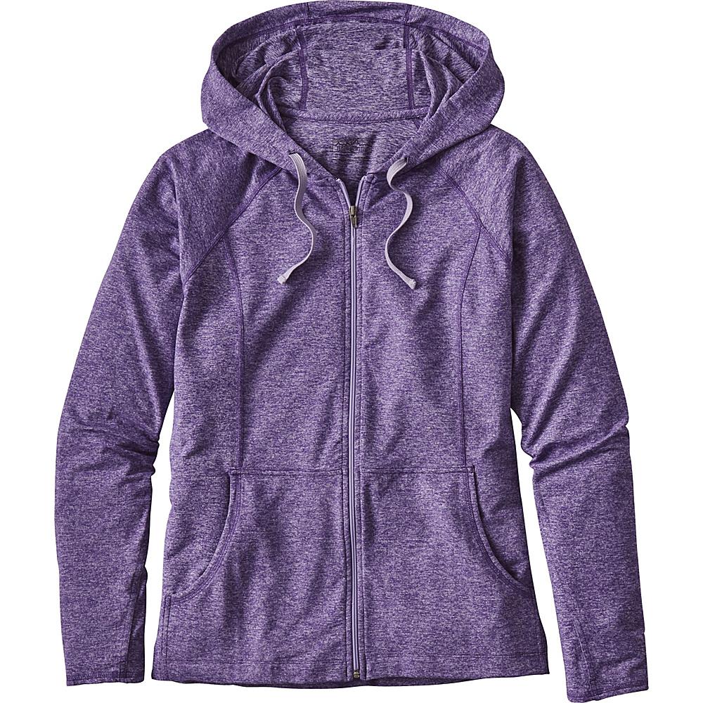 Patagonia Womens Seabrook Hoody M - Purple - Patagonia Womens Apparel - Apparel & Footwear, Women's Apparel