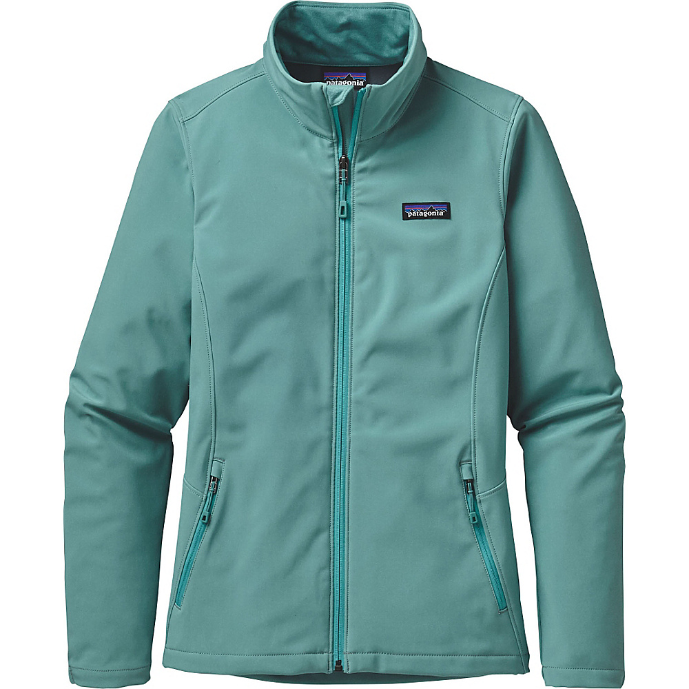 Patagonia Womens Sidesend Jacket XS - Mogul Blue - Patagonia Womens Apparel - Apparel & Footwear, Women's Apparel