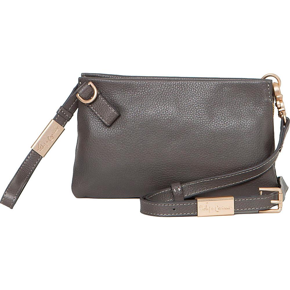 Foley Corinna Cache Crossbody Luna Smoke Foley Corinna Designer Handbags