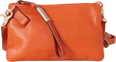 Foley + Corinna Foley + Corinna Cache Crossbody Papaya - Foley + Corinna Designer Handbags