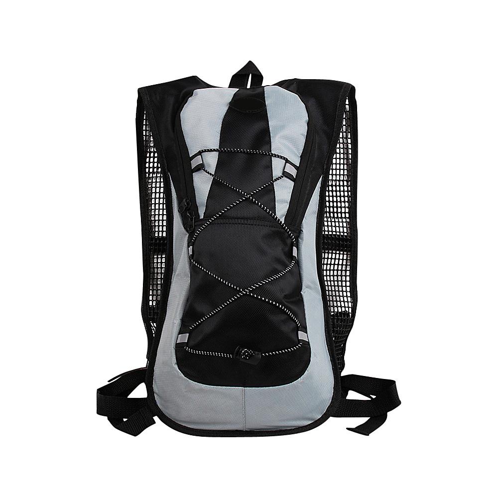 Koolulu Multifunction 2-Liter Hydration Backpack Black - Koolulu Hydration Packs