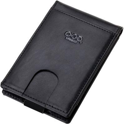 OCD Wallets OCD RFID Wallet Black - OCD Wallets Men's Wallets