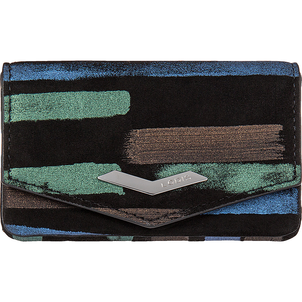 Lodis Granada Maya Card Case Multi - Lodis Womens Wallets - Women's SLG, Women's Wallets