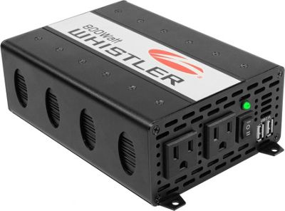 Whistler Group XP800i 800-Watt Power Inverter Black - Whistler Group Car Travel