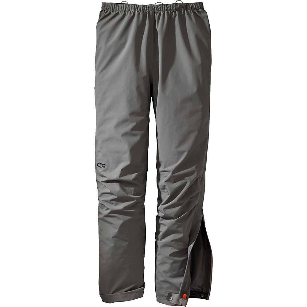 Outdoor Research Foray Pants L - Pewter - Outdoor Research Mens Apparel - Apparel & Footwear, Men's Apparel
