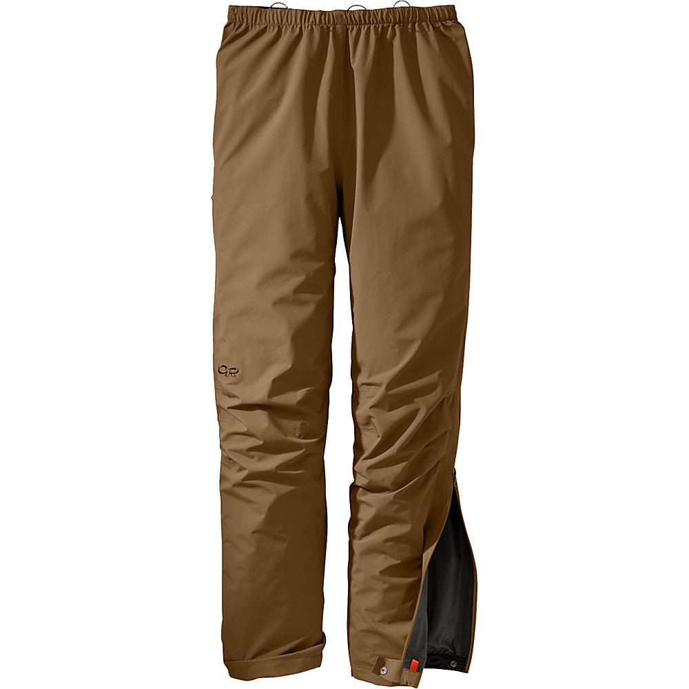 Outdoor Research Foray Pants M - Coyote - Outdoor Research Mens Apparel - Apparel & Footwear, Men's Apparel