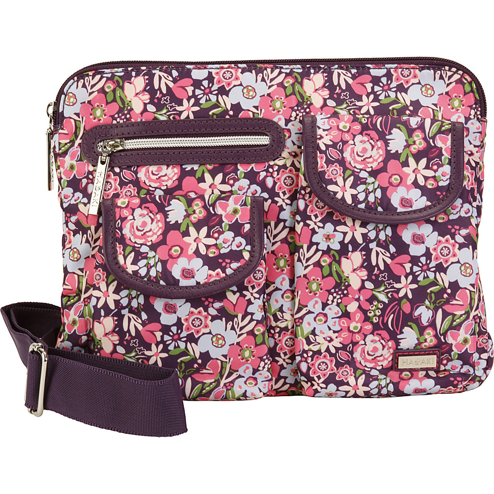 Hadaki Pockets Crossbody Blossoms - Hadaki Fabric Handbags - Handbags, Fabric Handbags