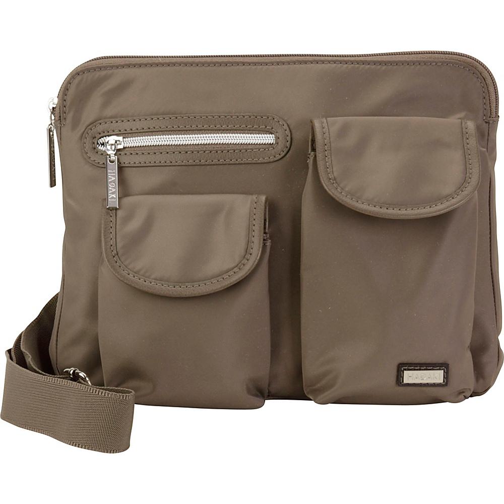Hadaki Pockets Crossbody Falcon - Hadaki Fabric Handbags - Handbags, Fabric Handbags