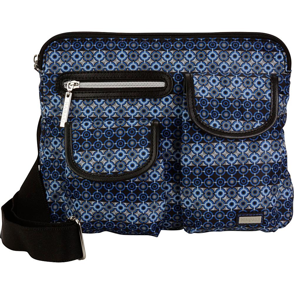 Hadaki Pockets Crossbody Grid - Hadaki Fabric Handbags - Handbags, Fabric Handbags