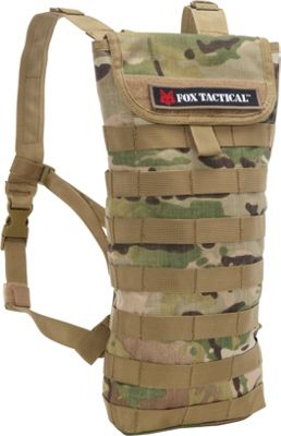 Fox Outdoor Modular Hydration Carrier with Straps Multicam - Fox Outdoor Hydration Packs and Bottles