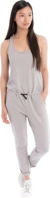 Lole Simra One-Piece M - Warm Grey Heather - Lole Women's Apparel