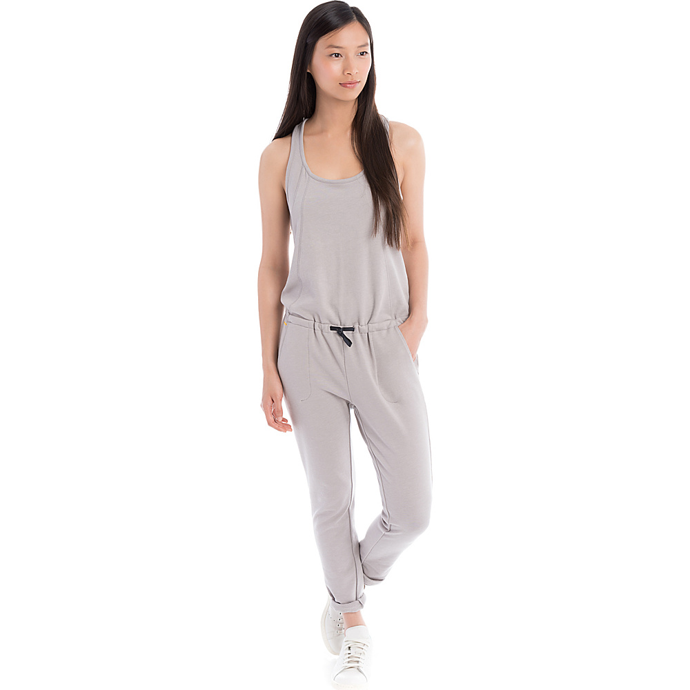 Lole Simra One-Piece XS - Warm Grey Heather - Lole Womens Apparel - Apparel & Footwear, Women's Apparel