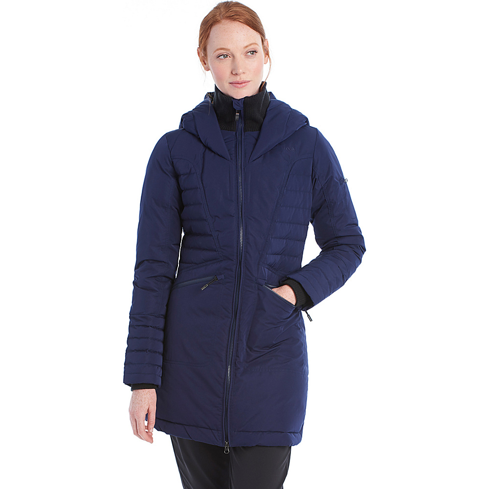 Lole Emmy Jacket S - Amalfi Blue - Lole Womens Apparel - Apparel & Footwear, Women's Apparel