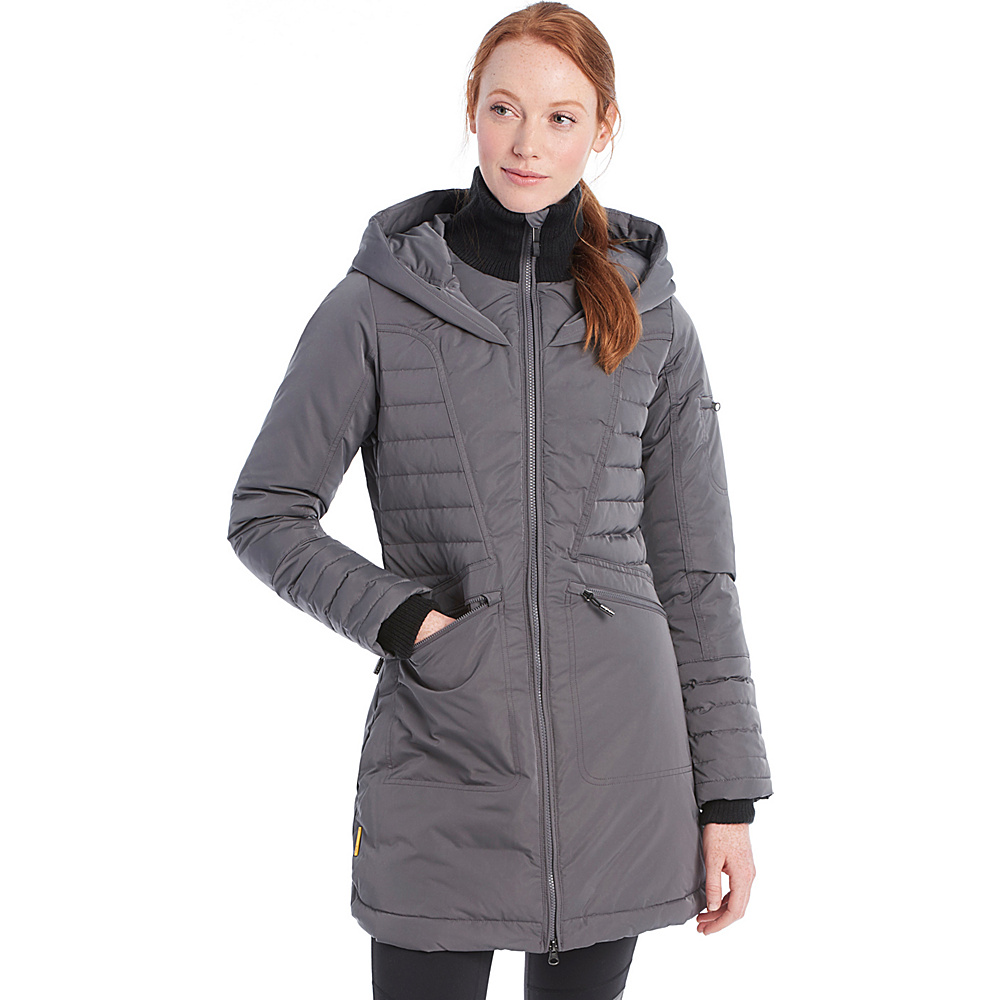 Lole Emmy Jacket XL - Dark Charcoal - Lole Womens Apparel - Apparel & Footwear, Women's Apparel