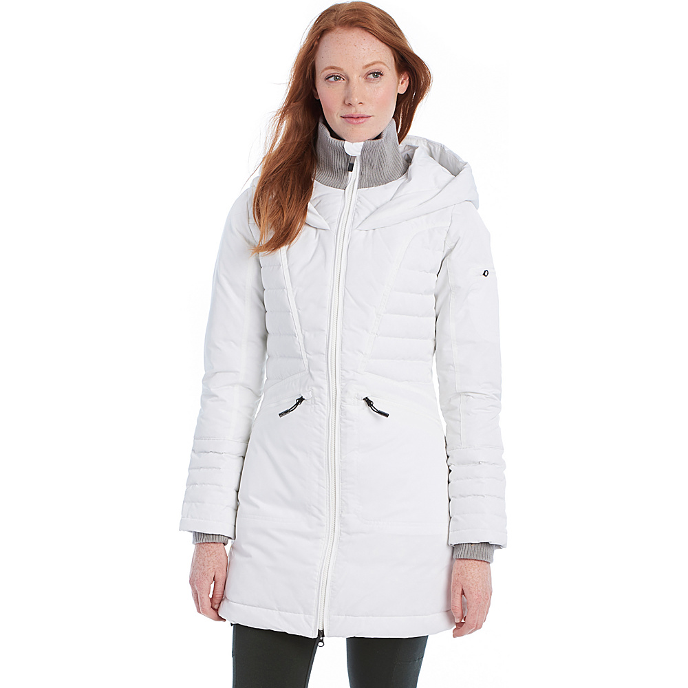 Lole Emmy Jacket L - White - Lole Womens Apparel - Apparel & Footwear, Women's Apparel