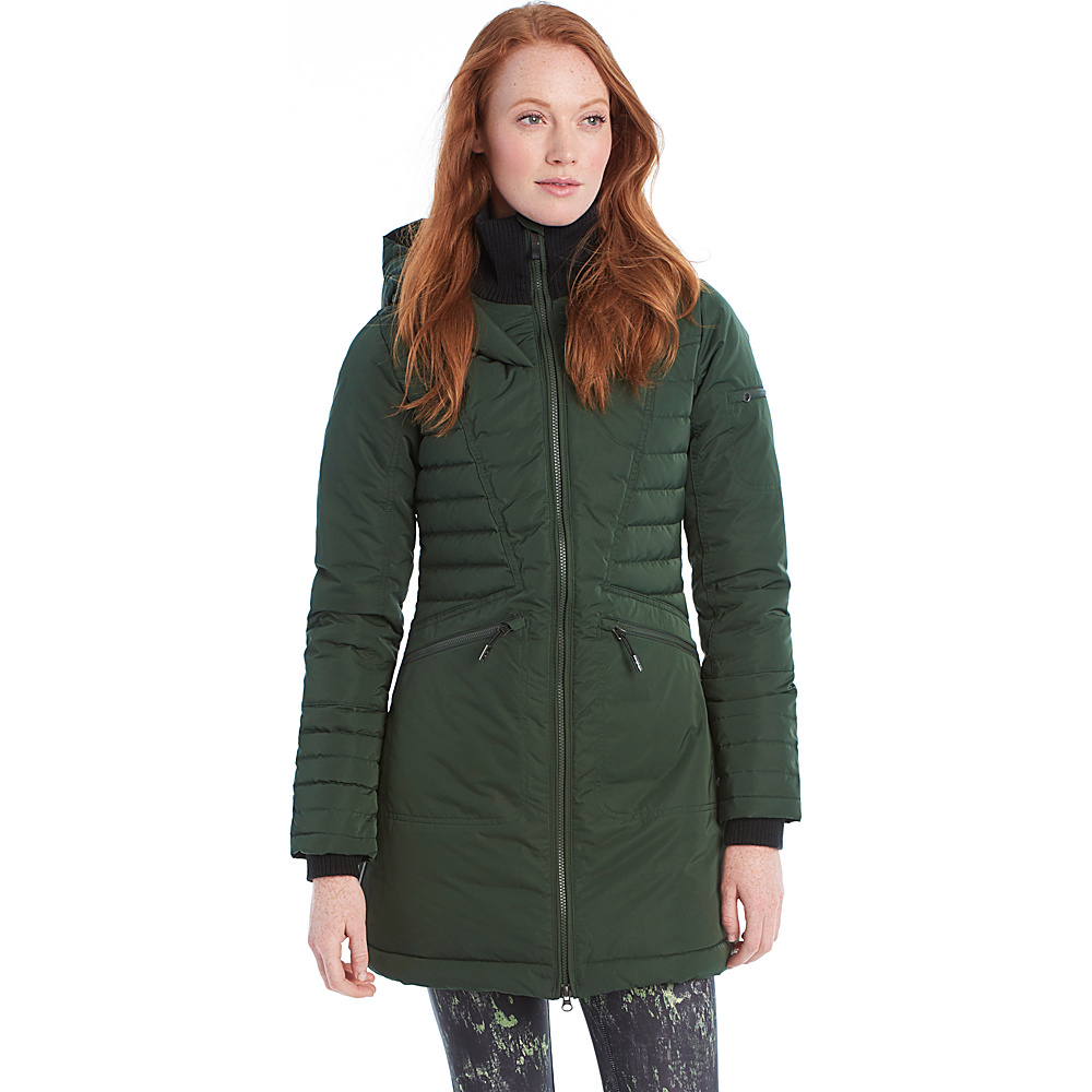 Lole Emmy Jacket S - Forest - Lole Womens Apparel - Apparel & Footwear, Women's Apparel