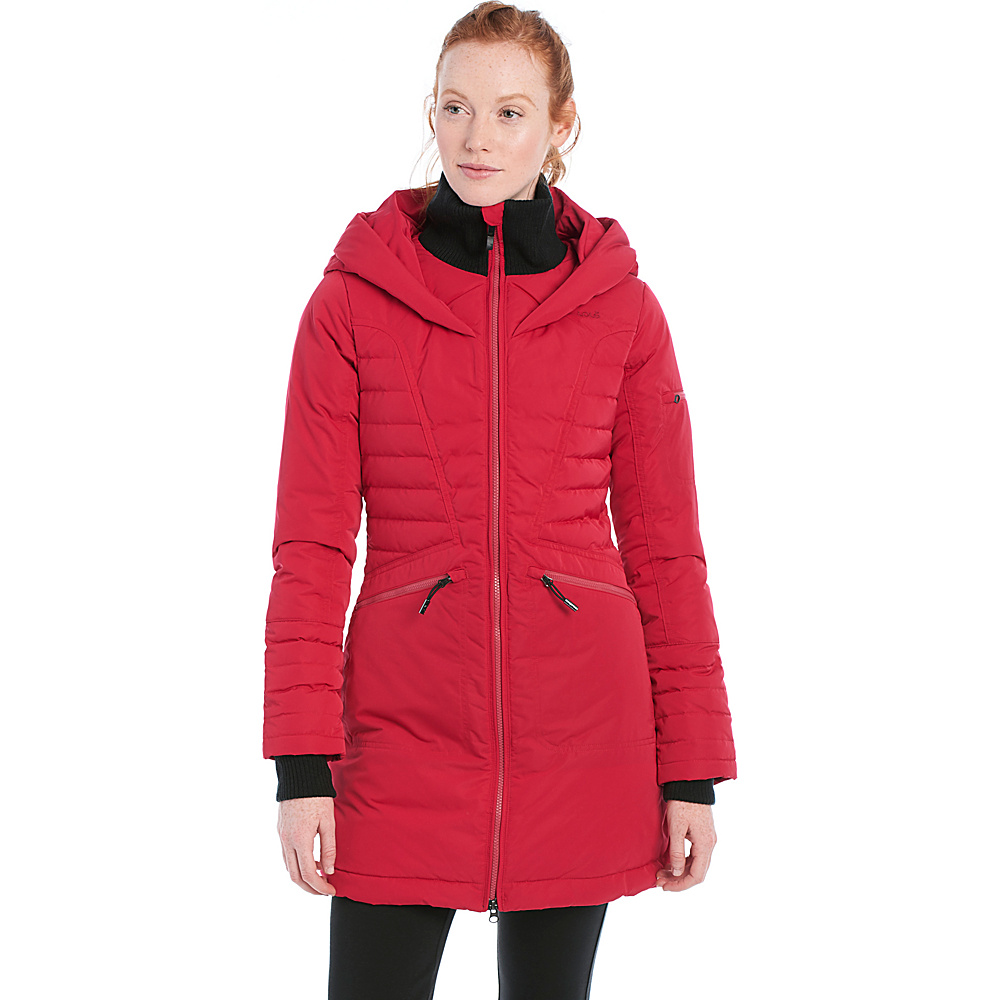 Lole Emmy Jacket M - Red Sea - Lole Womens Apparel - Apparel & Footwear, Women's Apparel