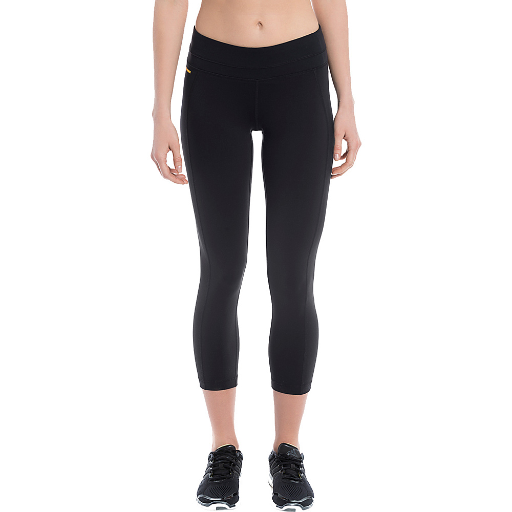 Lole Motion Crop XXS - Black - Lole Womens Apparel - Apparel & Footwear, Women's Apparel