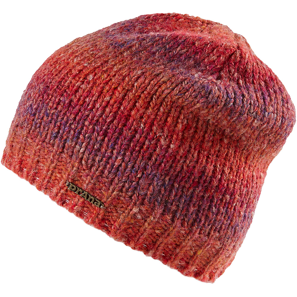 PrAna Tawnie Beanie Burgundy - PrAna Hats/Gloves/Scarves - Fashion Accessories, Hats/Gloves/Scarves
