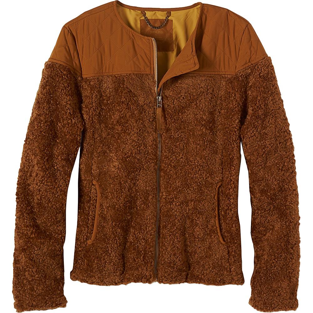 PrAna Good Lux Jacket L - Tortoise - PrAna Womens Apparel - Apparel & Footwear, Women's Apparel