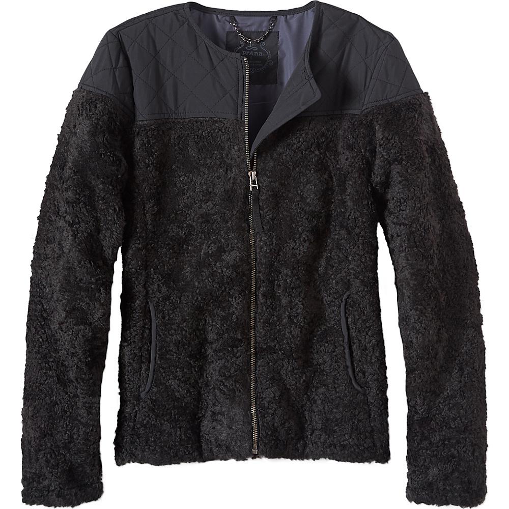 PrAna Good Lux Jacket L - Black - PrAna Womens Apparel - Apparel & Footwear, Women's Apparel