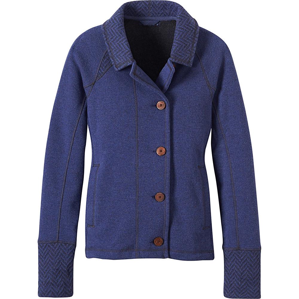 PrAna Lucia Jacket XS - Bluebell - PrAna Womens Apparel - Apparel & Footwear, Women's Apparel