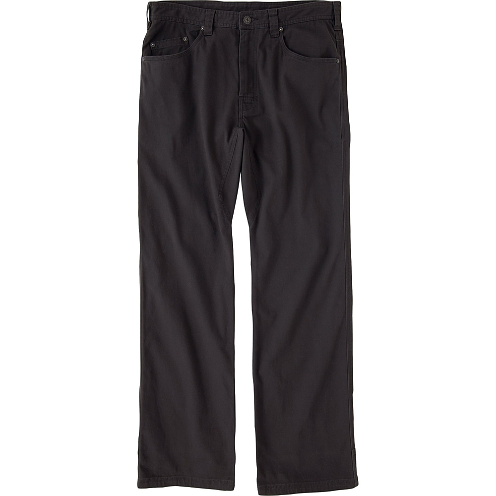 PrAna Bronson Pants - 36 Inseam 28 - Charcoal - PrAna Mens Apparel - Apparel & Footwear, Men's Apparel