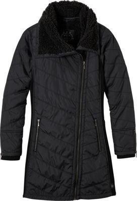 PrAna Diva Long Jacket M - Black - PrAna Women's Apparel