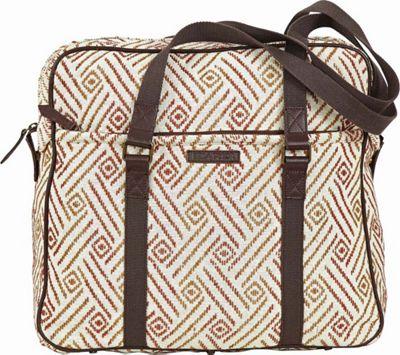 Bella Taylor Wanderlust Tote White - Bella Taylor Fabric Handbags