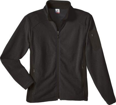 Colorado Clothing Mens Pikes Peak Jacket 3XL - Black - Colorado Clothing Men's Apparel