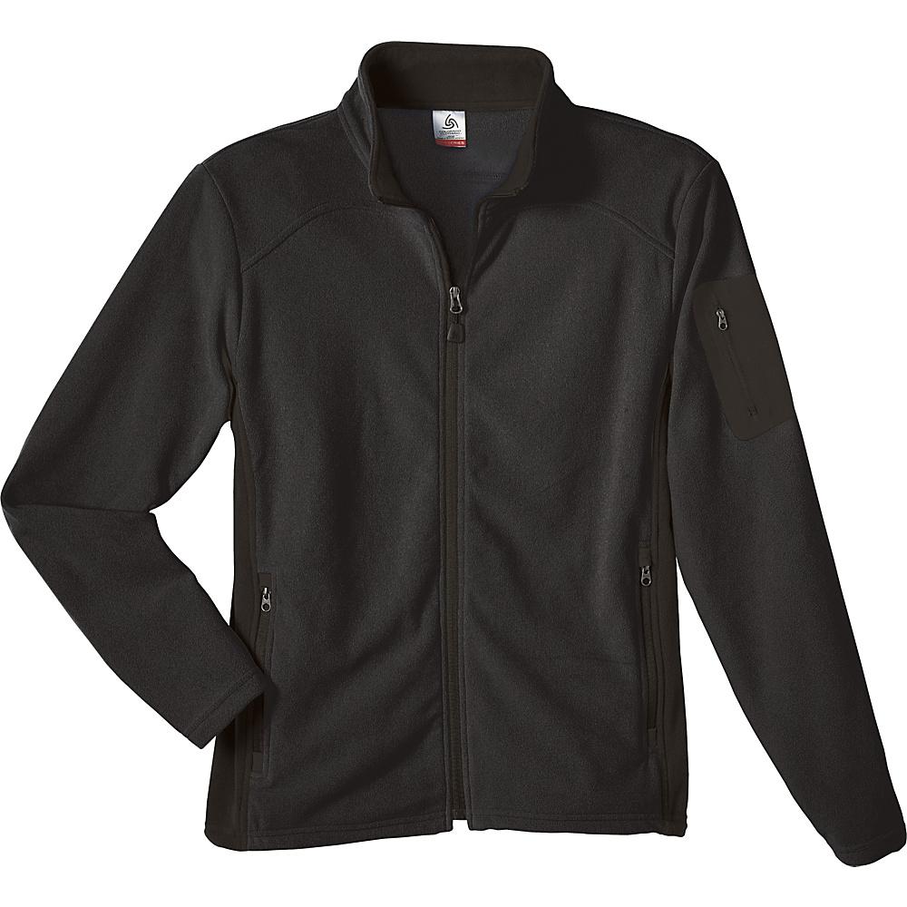 Colorado Clothing Mens Pikes Peak Jacket M Black Colorado Clothing Men s Apparel