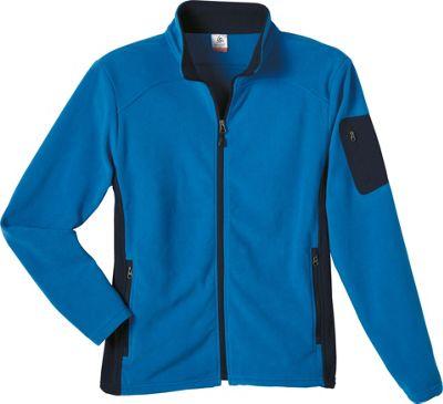 Colorado Clothing Mens Pikes Peak Jacket L - Marble Blue - Colorado Clothing Men's Apparel