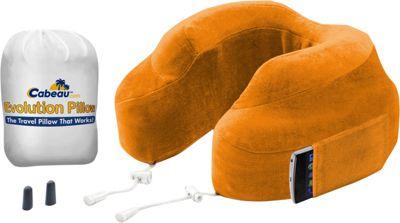 Cabeau Evolution Pillow Orange - Cabeau Travel Pillows & Blankets