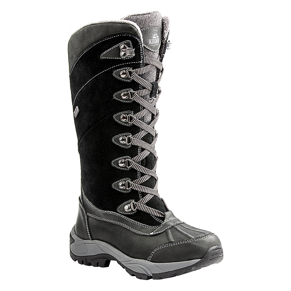 Kodiak Rebecca Boot 9 - M (Regular/Medium) - Black - Kodiak Womens Footwear - Apparel & Footwear, Women's Footwear