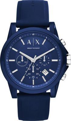A/X Armani Exchange Active Watch Blue - A/X Armani Exchange Watches