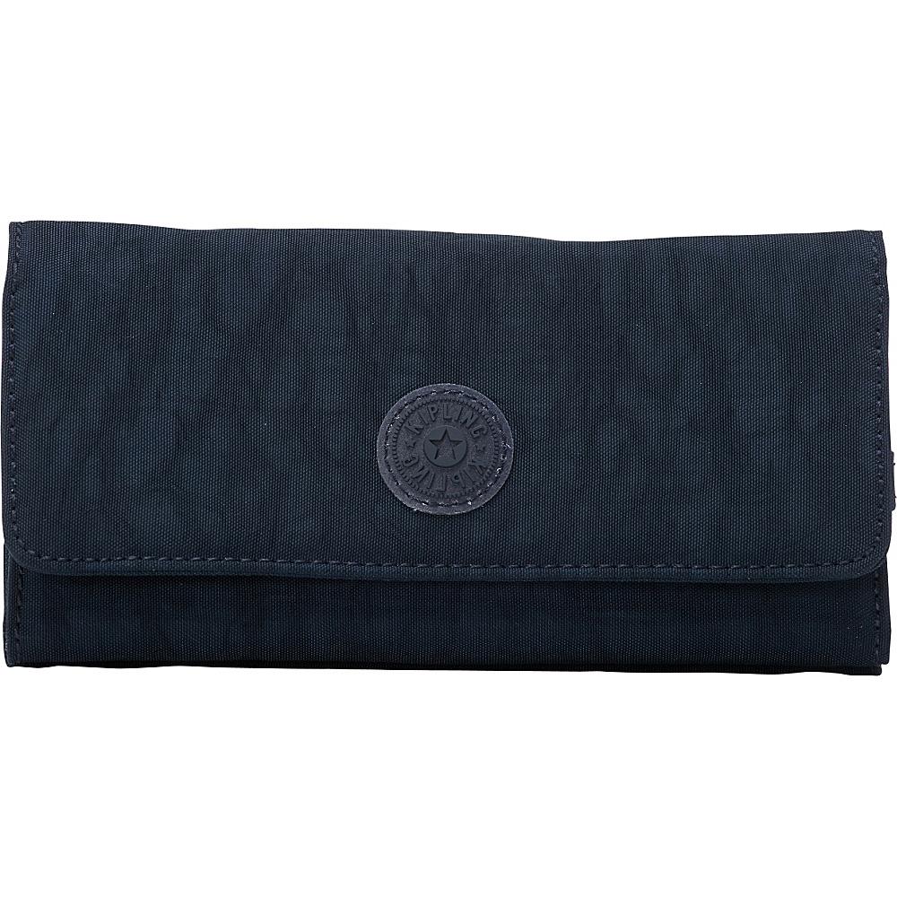 Kipling New Teddi Wallet True Blue Kipling Women s Wallets
