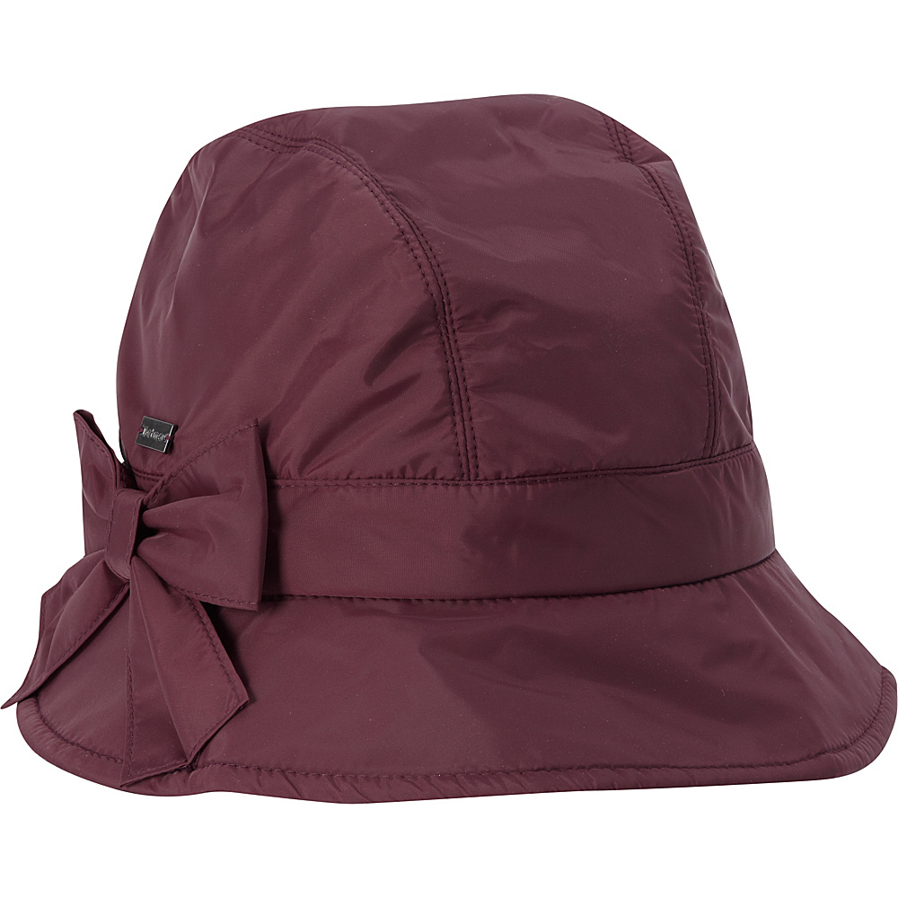 Betmar New York Maggie Hat One Size - Plum - Betmar New York Hats/Gloves/Scarves