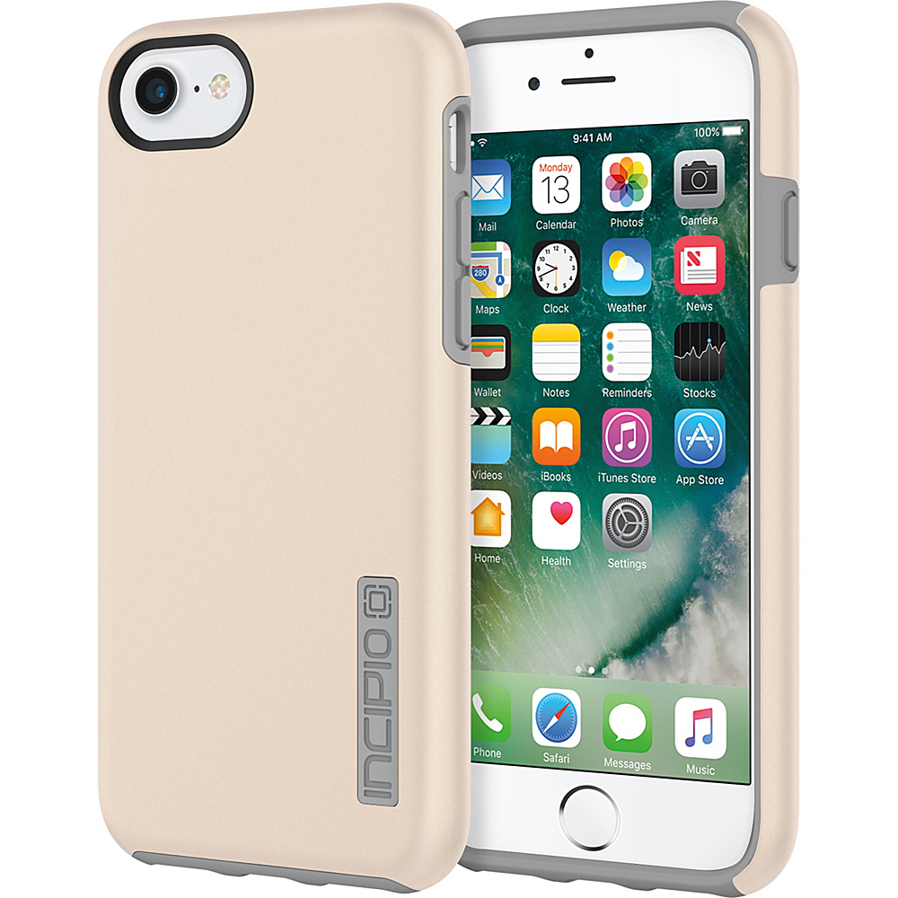 Incipio DualPro for iPhone 7 Champagne - Incipio Electronic Cases - Technology, Electronic Cases