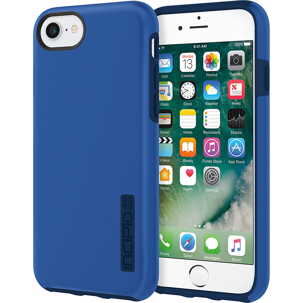 Incipio DualPro for iPhone 7 Iridescent Nautical Blue/Blue(NTB) - Incipio Electronic Cases - Technology, Electronic Cases