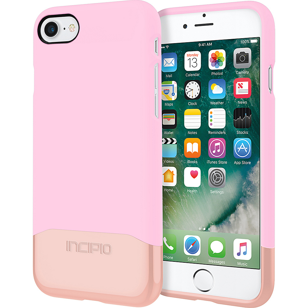 Incipio Edge Chrome for iPhone 7 Blush Pink/Rose Gold(PRG) - Incipio Electronic Cases - Technology, Electronic Cases